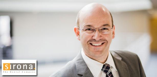 Marcus Hoffmann ist neuer Vertriebsleiter bei Sirona