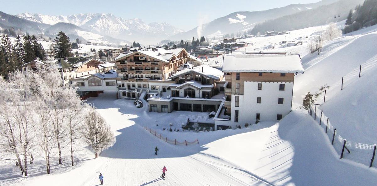 Ski in – Spa out!