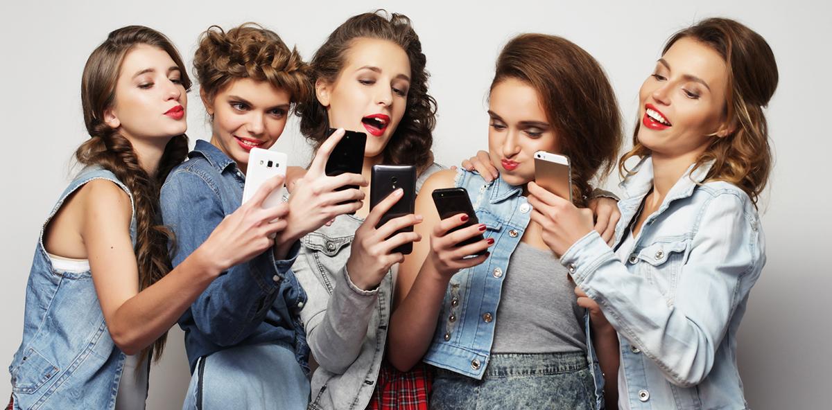 Studie: Smartphones sind Gesprächskiller