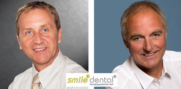 Führungswechsel bei smile dental