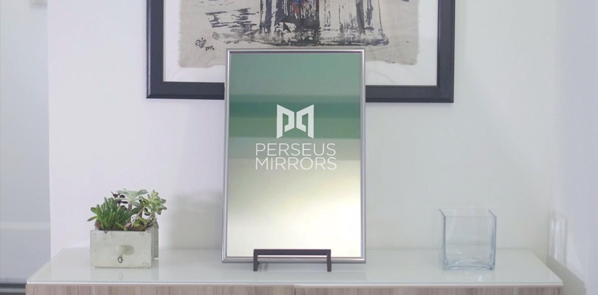 Perseus: Der Spiegel, der nicht nur gut aussieht, sondern auch (fast) alles kann