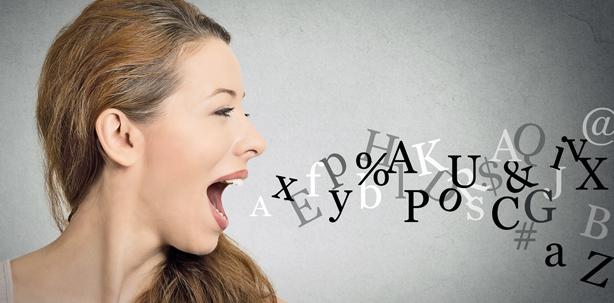 Sprechen und Stottern von linker Hirnhälfte gesteuert