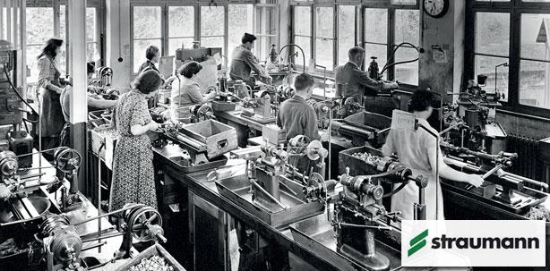 60 Jahre Straumann: Von der Uhrenfeder zum führenden Implantatsystem