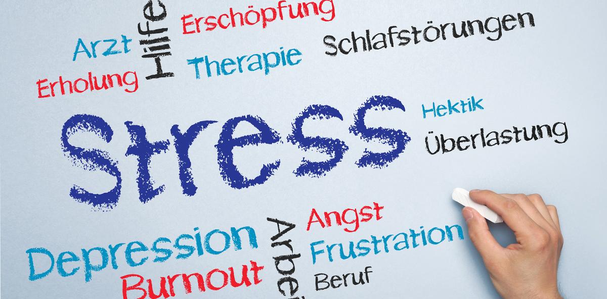 Wenn der Stress zum Zahnverlust führt
