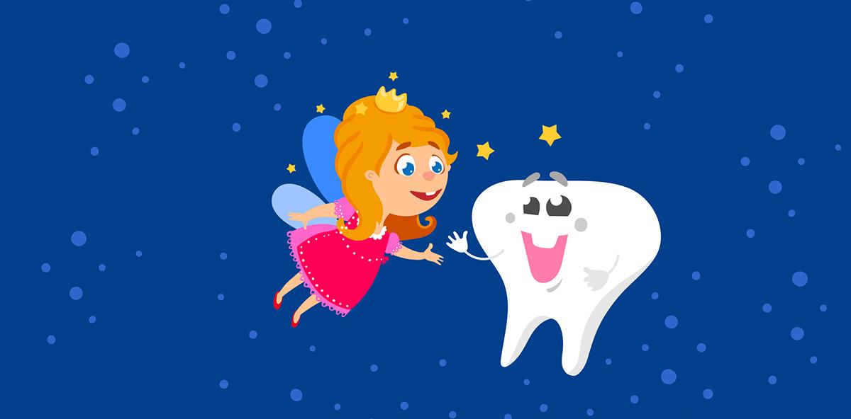 """Heute ist """"Tag der Zahnfee"""""""