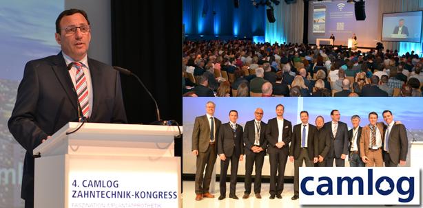 4. CAMLOG Zahntechnik-Kongress in Berlin
