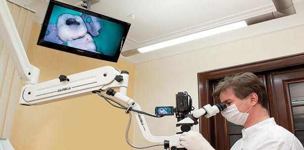Das volle Potenzial eines Dentalmikroskops nutzen