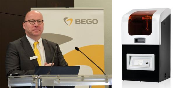 Einfach mehr drucken: BEGO stellt 3-D-Druck-System vor