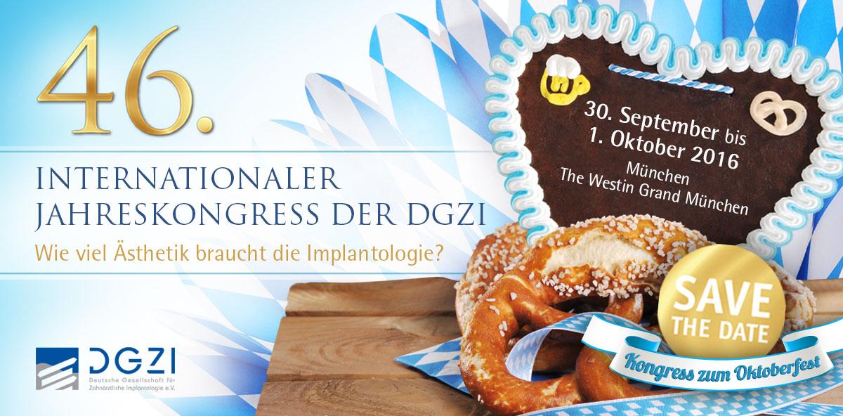 DGZI-Fortbildungshighlight 2016 in München