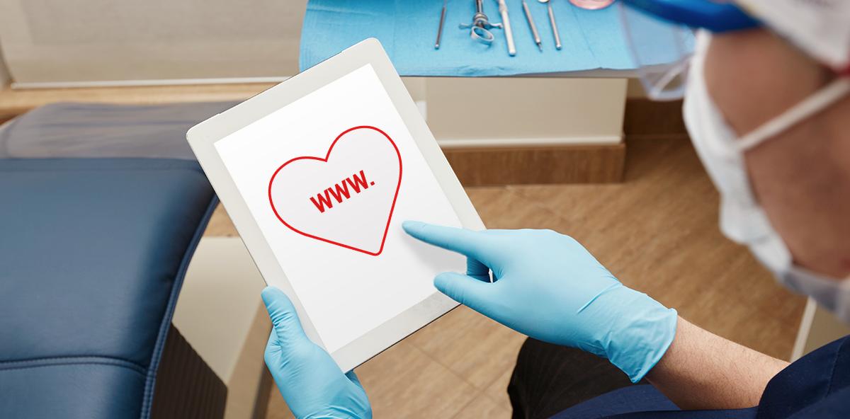 Zahnärzte lieben Online