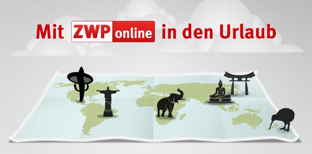 ZWP online klickt sich um die Welt
