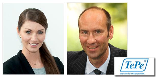 TePe-Management um zwei neue Mitarbeiter verstärkt