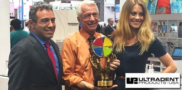 """Golden Hands Award"" für Ultradent Products"