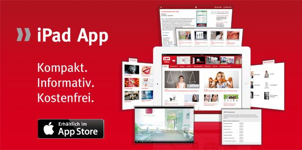 ZWP online iPad-App
