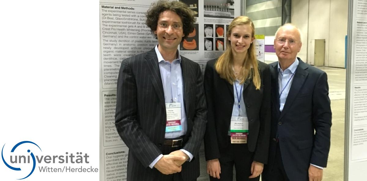 Studentin entwickelt künstlichen Zahnbelag für Forschungszwecke