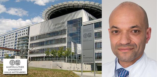 UKH: Professor für MKG-Chirurgie nimmt seinen Dienst auf