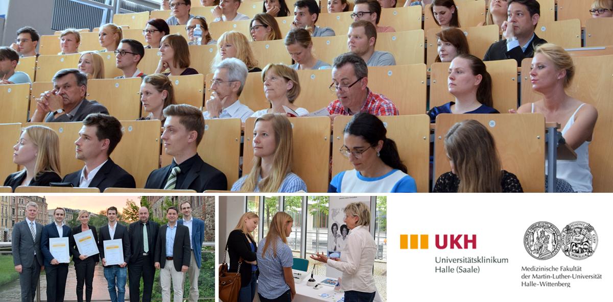 Wissenschaftlicher Nachwuchs in Halle: Young Scientists in Dentistry 2016