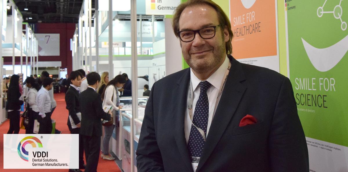 VDDI: Deutsche Dentalprodukte hoch im Kurs