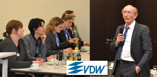 VDW nutzt die IDS als Bühne für zwei Premieren