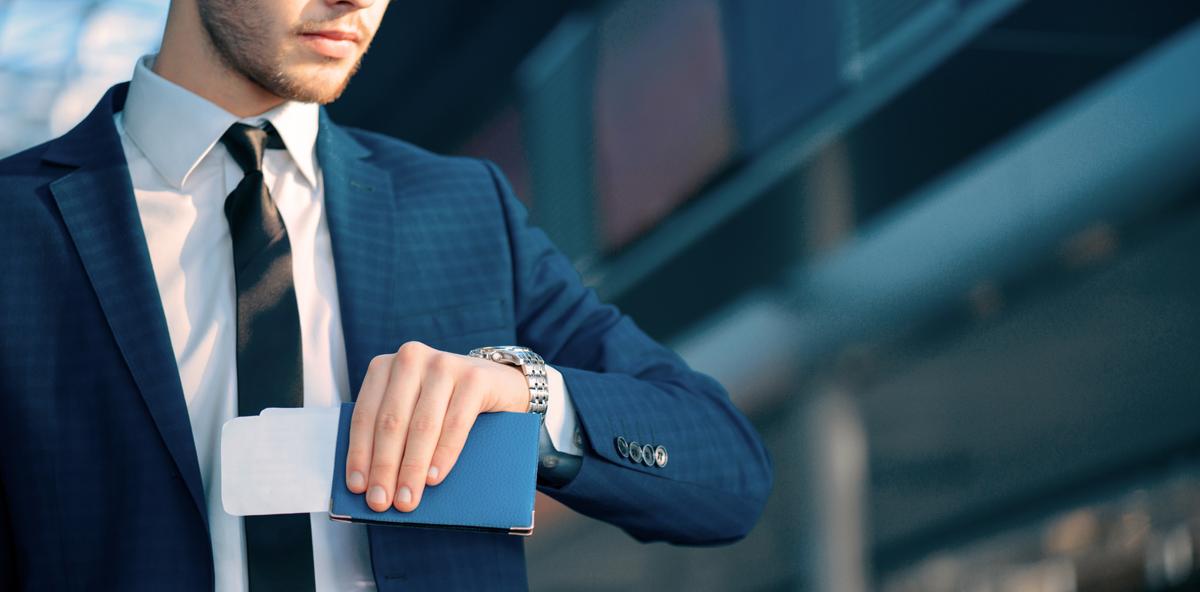 Verspätung auf Geschäftsreise: Entschädigung steht Mitarbeiter zu