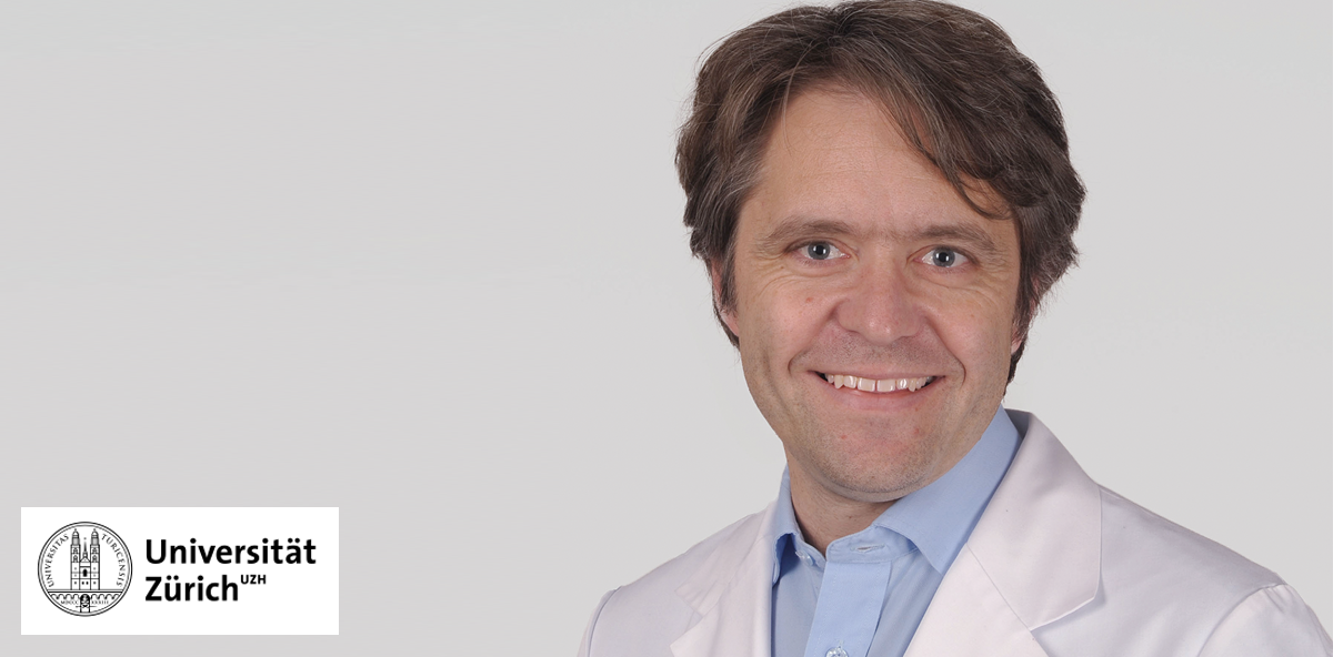 PD Dr. Dr. Bernd Stadlinger leitet jetzt die Klinik für Oralchirurgie