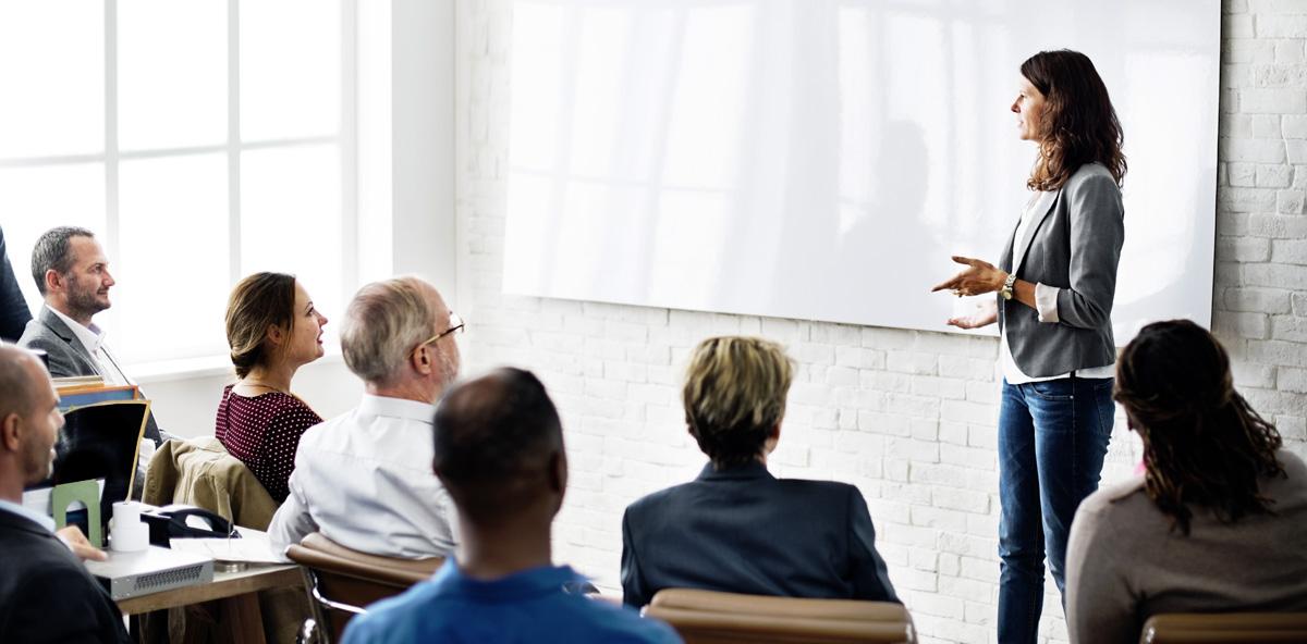 Fortbildung ist Investition und Führungsinstrument zugleich