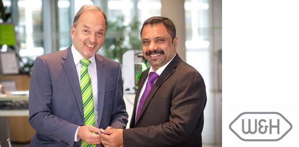 W&H und Planmeca agieren gemeinsam am indischen Markt