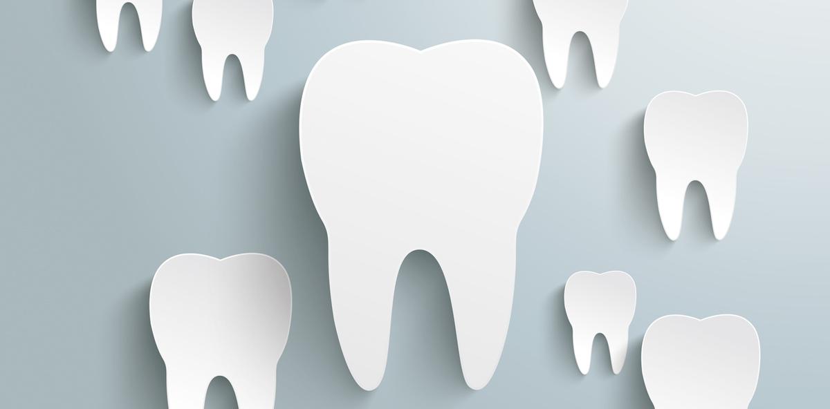 Zähne vervielfachen