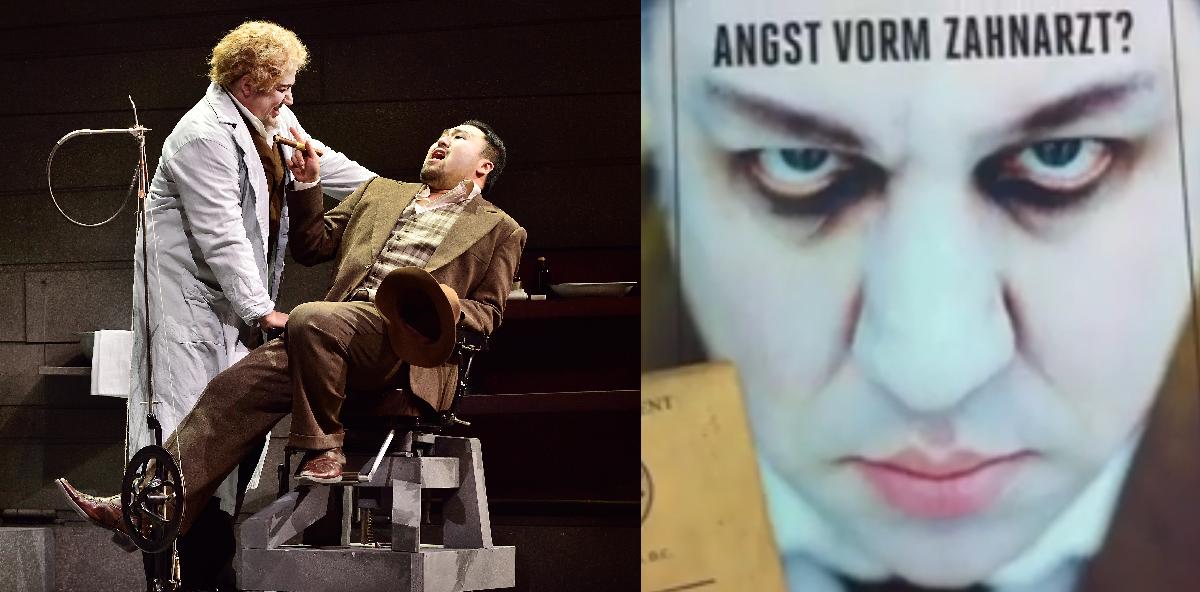 Landestheater Linz: Premiere der ersten Zahnarzt-Western-Oper