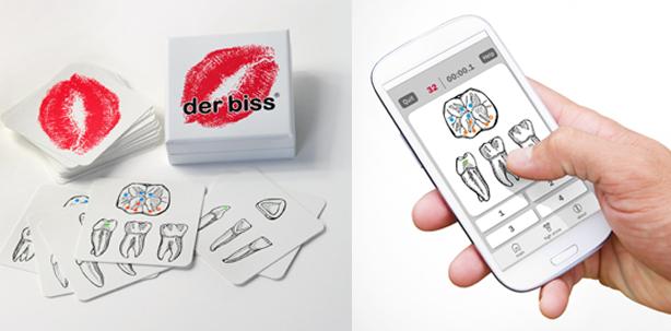 Spielerisch zu mehr Zahnwissen: Zahnarzt präsentiert App