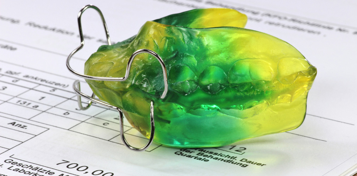 Zusatzversicherung für Kieferorthopädie – darauf kommt es an
