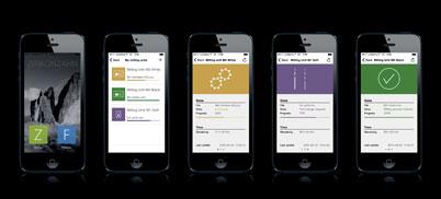 Zirkonzahn.Mobile App