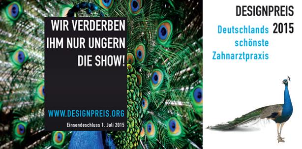 """Designpreis 2015: """"Deutschlands schönste Zahnarztpraxis"""" gesucht"""