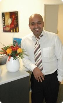 Muzafar M. Bajwa