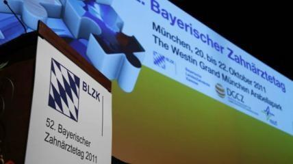 Praxisreife Innovationen auf dem 52. Bayerischen Zahnärztetag