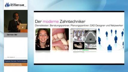 """Ausschnitt 5. Kongress """"Digitale Dentale Technologien"""", Hagen, ZTM German Bär"""
