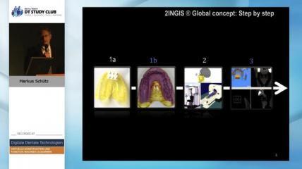 """Ausschnitt 5. Kongress """"Digitale Dentale Technologien"""", Hagen, Markus Schütz"""