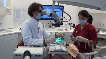Ausschnitt aus der DVD – Endodontie praxisnah (Basics)