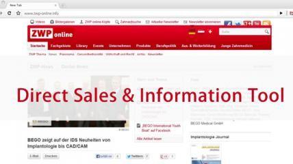 DSIT - Direct Sales & Information Tool