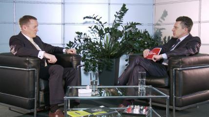 ZWP online BUSINESS TALK mit der Straumann GmbH