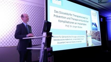 """22. IMPLANTOLOGY START UP und 16. EXPERTENSYMPOSIUM """"Innovationen Implantologie"""""""