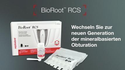 Mineral-Sealer BioRoot™ RCS von Septodont