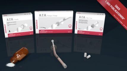R.T.R. Resorbierbares Biomaterial für die Knochenregeneration