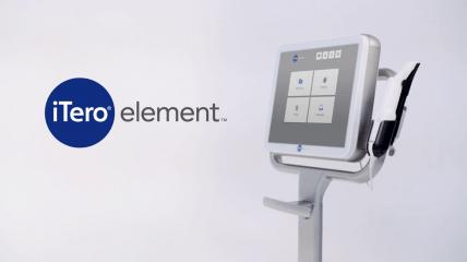 Der iTero® Element™ Scanner