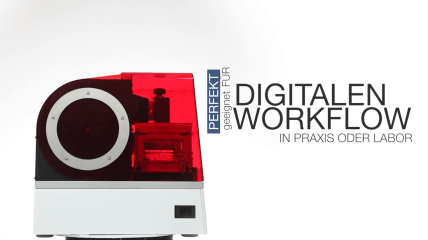 AsigaMAX, der 3D-Drucker für den digitalen Workflow