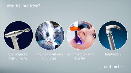 Wie autoklavierbare LEDs neue medizintechnische Designs ermöglichen