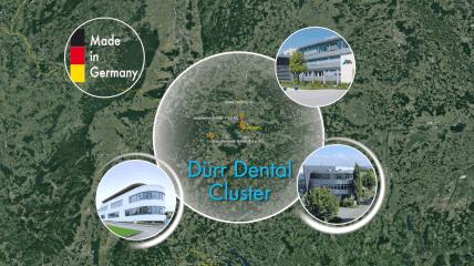 Die Dürr Dental Gruppe