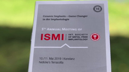 Konstanz: Keramikimplantate – Game Changer in der Implantologie