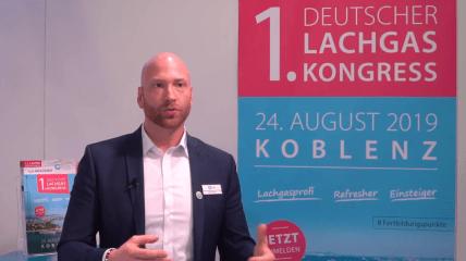 1. Deutscher Lachgaskongress für Einsteiger, Refresher oder Profis