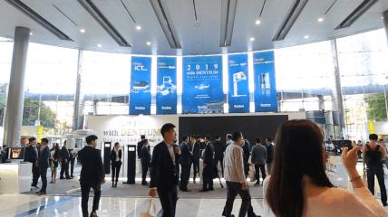 2019 mit Dentium in Seoul